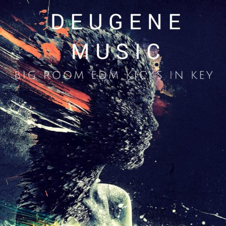 Deugene Music – Big Room EDM Kicks In Key Artwork
