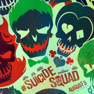 Suicide Squad Reveals Soundtrack With Skrillex & Rick Ross Collab