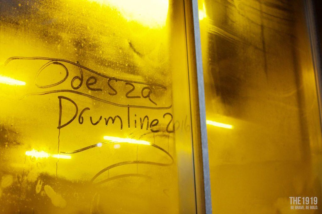 ODESZA Drumline 2016