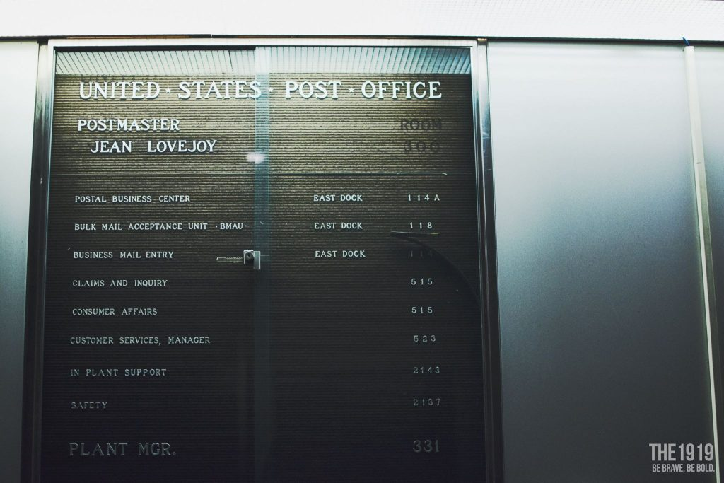 Barbara Jordan Post Office