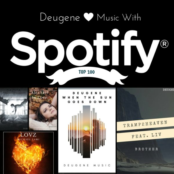 Deugene Music Top 100 Playlist