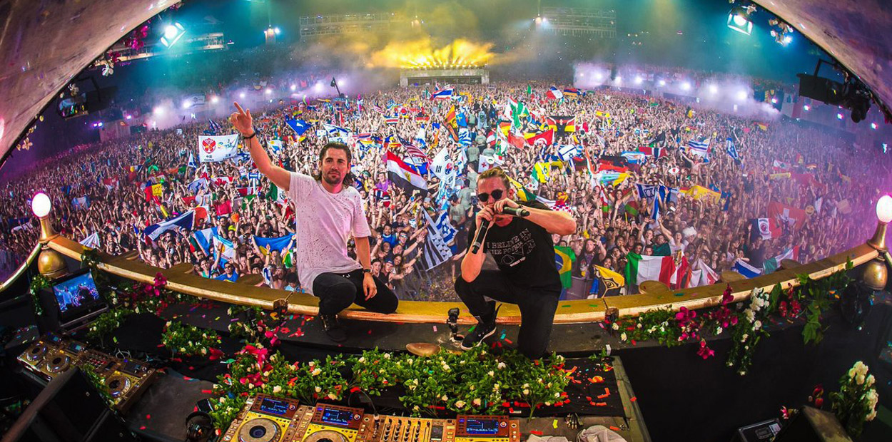DVLM Tomorrowland