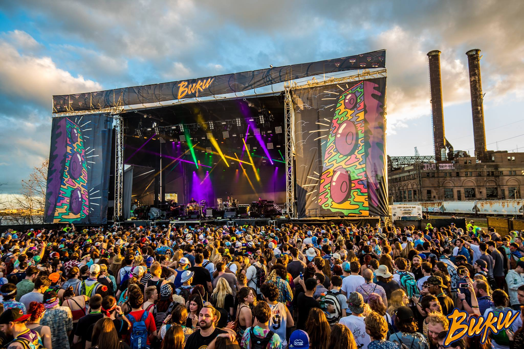 Image result for buku music festival 2018