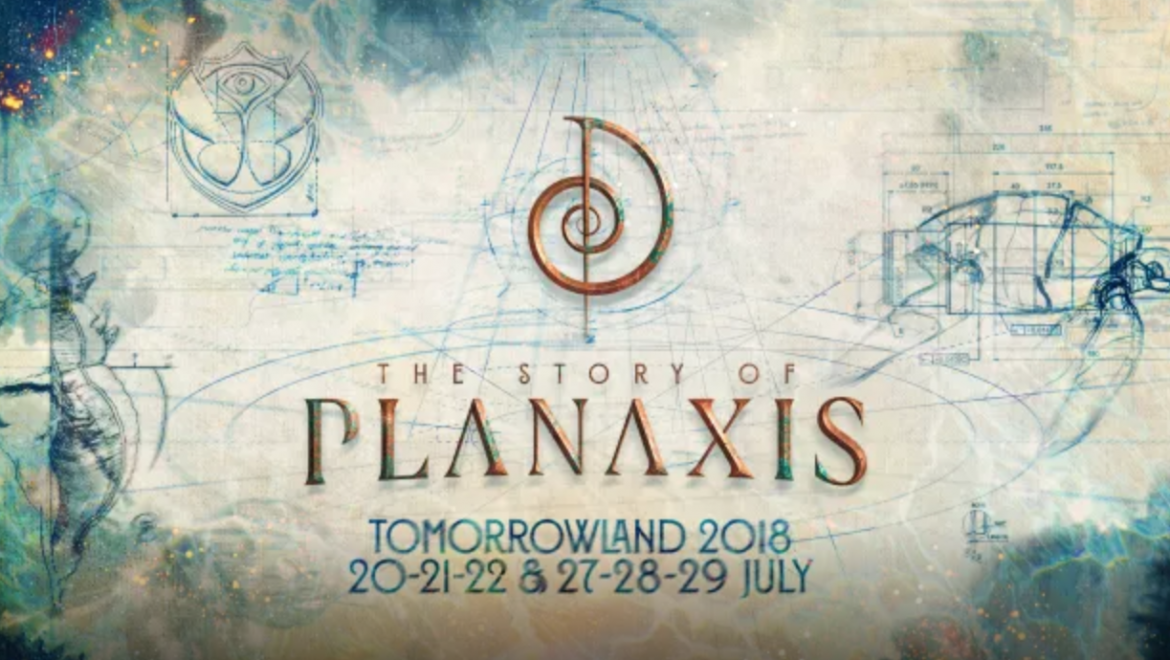 Discover Tomorrowland's Story Of Planaxis
