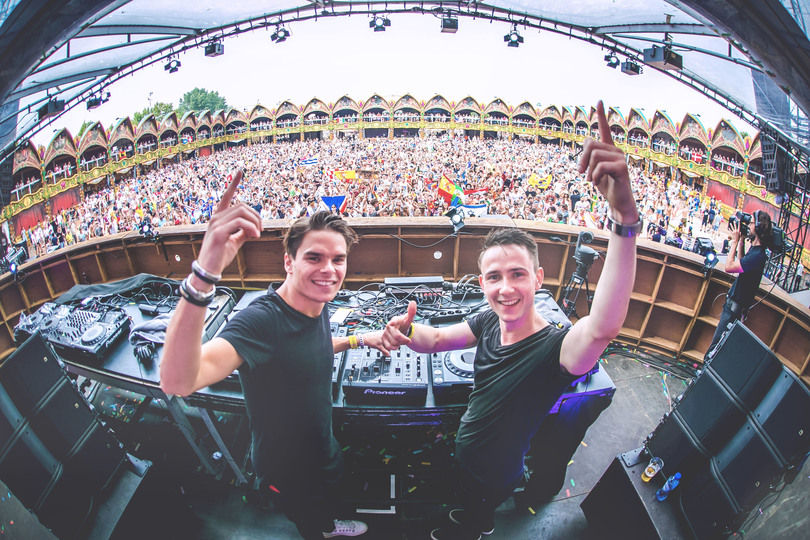 Sam Feldt Replaced by Lucas & Steve at Tomorrowland