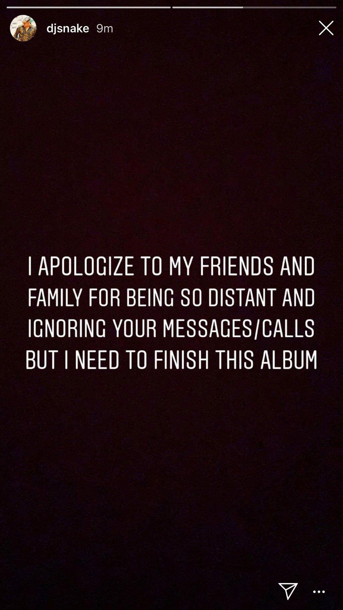 DJ Snake Teasing New Album - AGAIN